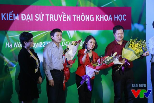 Ba vị giám khảo quyền lực nhất trong cuộc thi