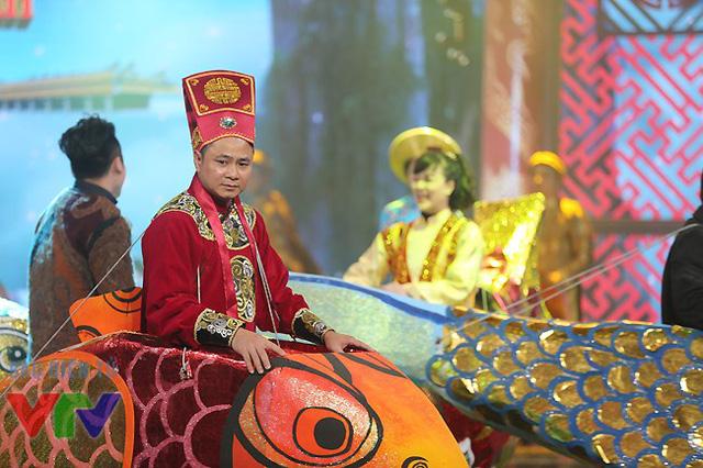 Diễn viên hài Tự Long.