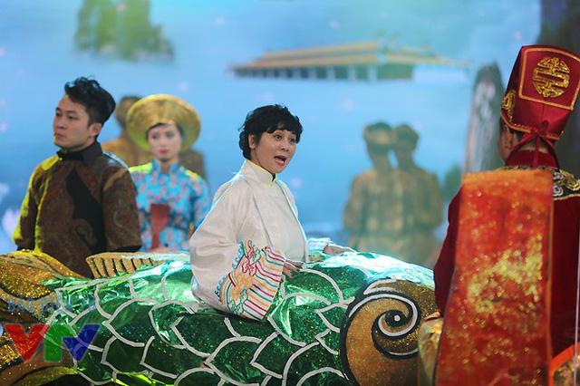 Diễn viên Minh Hằng tiếp tục tái ngộ khán giả.