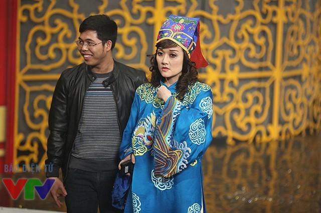 Vẫn như những năm trước, cô Táo Vân Dung của Táo quân 2015 chắc chắn sẽ vẫn đầy sức hút với khán giả.