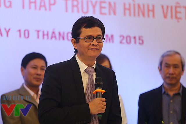 Tổng Giám đốc Đài THVN Trần Bình Minh.