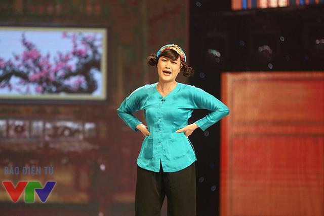Vân Dung đã sinh 6 cô con gái và chồng cô rất muốn có một người con trai nối dõi.