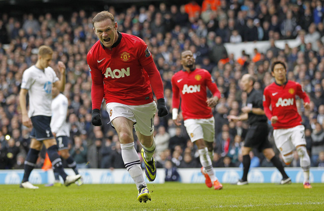 Rooney đã không còn hói như cách đây vài năm