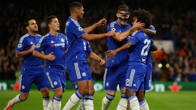 Chelsea cần ít nhất 1 điểm để có thể đi tiếp tại Champions League