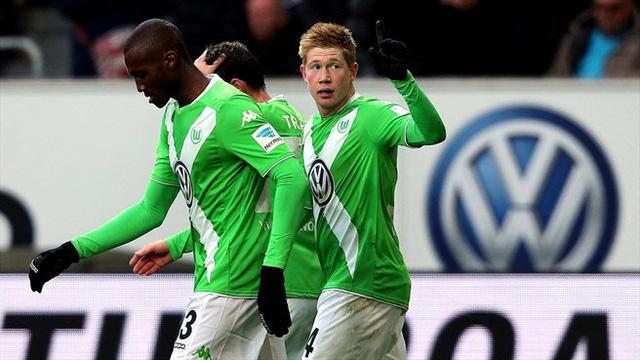 Wolfsburg đã sẵn sàng trước thách thức từ Napoli