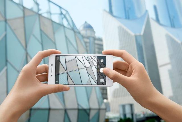 Thỏa sức sáng tạo cùng camera của OPPO Mirror 5