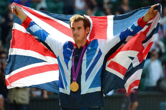 Murray phá tan giấc mơ HCV Olympic của Federer bằng chiến thắng ngay ở London
