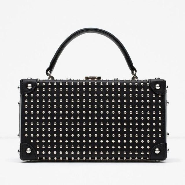 Túi hộp của Zara