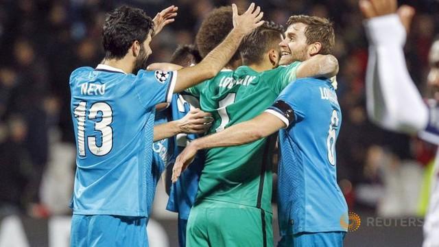 Zenit St. Petersburg là CLB duy nhất có mạch trận toàn thắng ở Champions League đến thời điểm hiện tại