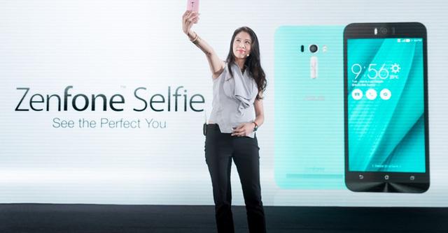 Zenfone Selfielà chiếc smartphone độc đáo, thiết kế để ghi lại những khoảnh khắc selfie lý tưởng nhanh chóng và đơn giản