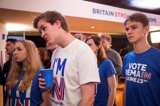 Đối với những người không ủng hộ Brexit, kết quả này sẽ khiến tương lai nước Anh trở nên khó khăn hơn rất nhiều.