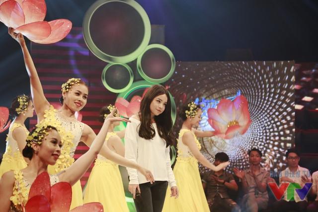 Tham gia Change Life mùa 2 trong vai trò nghệ sĩ khách mời, Thái Trinh khiến nhiều người không khỏi ngỡ ngàng với diện mạo xinh xắn tựa búp bê