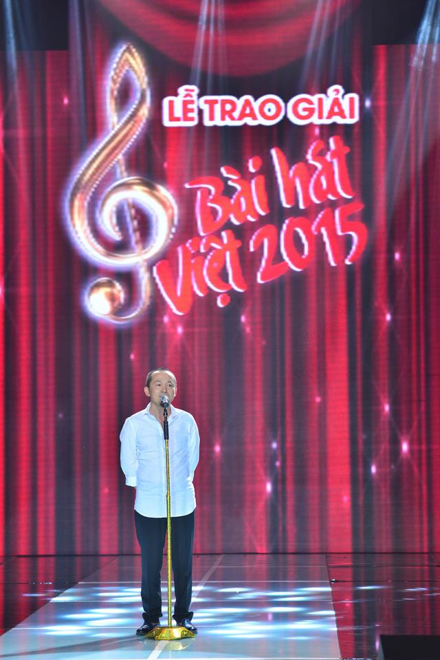 Nhạc sĩ Quốc Trung thông báo Bài hát Việt chính thức khép lại sau hành trình 11 năm tìm kiếm và tôn vinh những nhạc sĩ, tác phẩm xuất sắc, đóng góp cho nền âm nhạc Việt Nam.