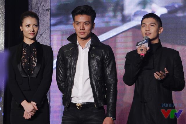 Hồng Quế, Hiếu Nguyễn và Cường Seven đảm nhận những vai nhỏ trong phim.