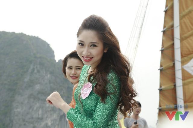 Cùng ngắm nhìn vẻ đẹp rạng rỡ của dàn người đẹp Hoa hậu Biển Việt Nam 2016