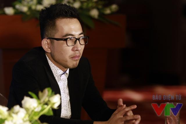 Ông Hoàng Công Cường - Tổng đạo diễn cuộc thi Hoa hậu Biển Việt Nam 2016