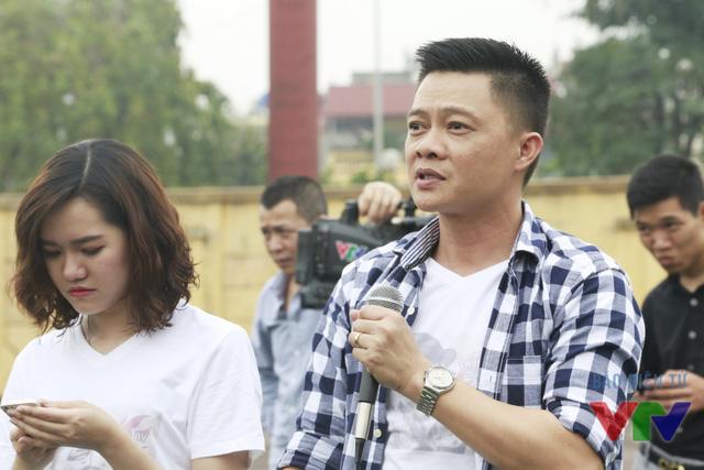 BTV Quang Minh mong muốn sẽ truyền đi được tinh thần Trần Lập đến khắp cộng đồng và giới trẻ