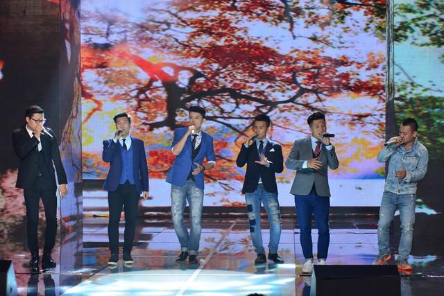Nguyễn Đức Cường, O Plus và Minh Kiên thể hiện lại ca khúc Nồng nàn Hà Nội từng hạ gục rất nhiều trái tim.
