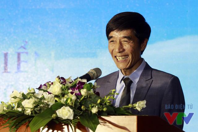 Ông Đào Xuân Quang - TBT tạp chí Hair World