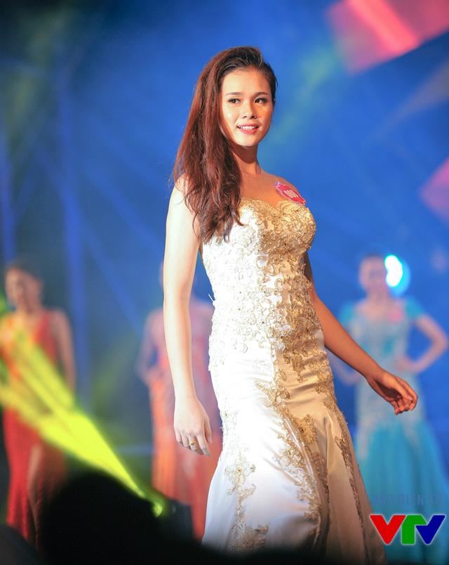 Nguyễn Thị Huyền Trang sinh năm 1996, đến từ Quảng Ninh