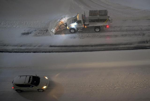Bê tông dẫn dẫn điện hứa hẹn là giải pháp cho các tuyến đường thường xuyên ngập tuyết