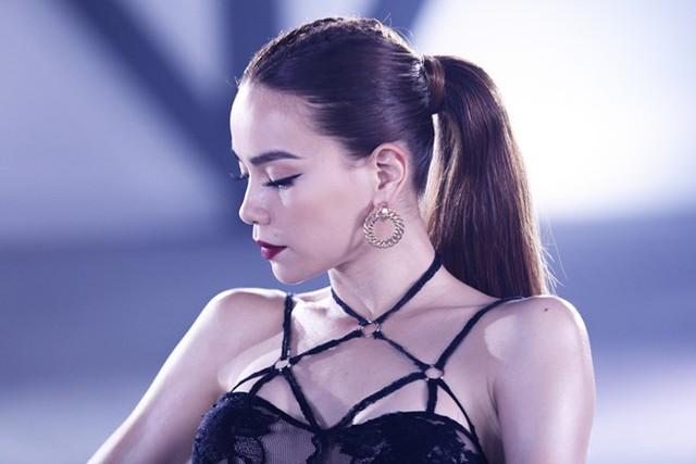 The Face: Hồ Ngọc Hà diện đồ quyến rũ quay MV cùng học trò - Ảnh 3.