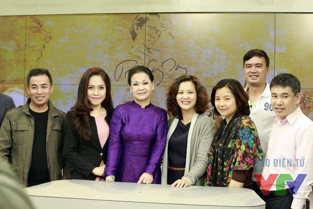 Chương trình Cuộc sống thường ngày với những chia sẻ xúc động của Khánh Ly về cố nhạc sĩ Trịnh Công Sơn sẽ lên sóng vào ngày mai (1/4), đúng dịp kỷ niệm 15 năm ngày ông ra đi.