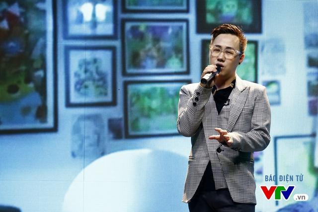 Trung Quân Idol cũng mang sản phẩm âm nhạc mới nhất mang tên Thả vào mưa đến với chương trình Sống cùng D-Dramas.
