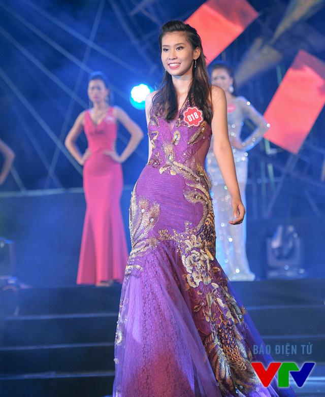 Trương Ngọc Thanh Nhàn sinh năm 1997, đến từ TP.HCM