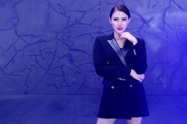 The Face: Hồ Ngọc Hà diện đồ quyến rũ quay MV cùng học trò - Ảnh 7.