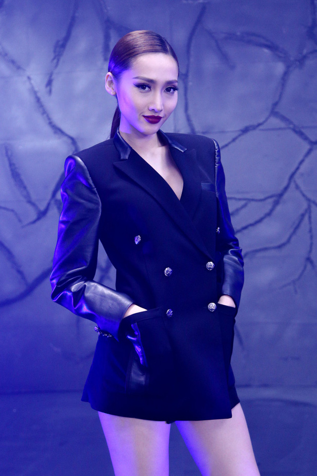 The Face: Hồ Ngọc Hà diện đồ quyến rũ quay MV cùng học trò - Ảnh 10.