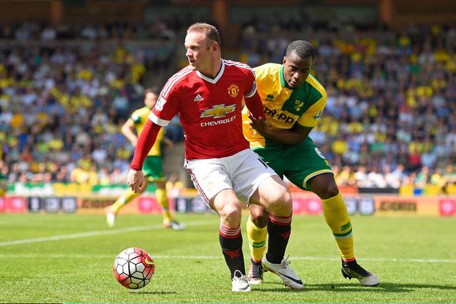 Rooney cùng các đồng đội đứng trước ngưỡng cửa của Champions League mùa sau (Ảnh: Getty)