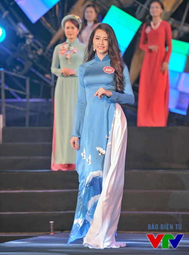 Phạm Thùy Trang sinh năm 1995, đến từ Hòa Bình