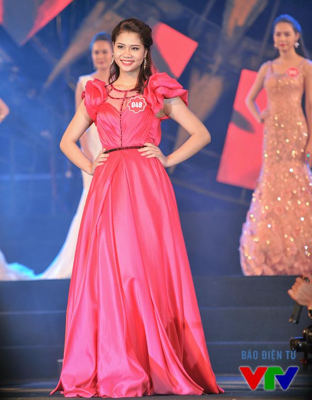 Nguyễn Thị Thơm sinh năm 1994, đến từ Nghệ An