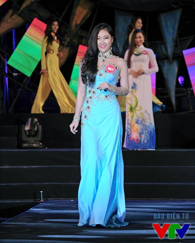 Lê Thị Thu sinh năm 1996, đến từ Kiên Giang