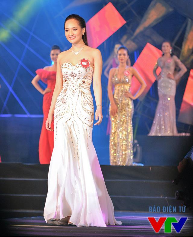 Nguyễn Thị Oanh sinh năm 1994, đến từ Hà Nội