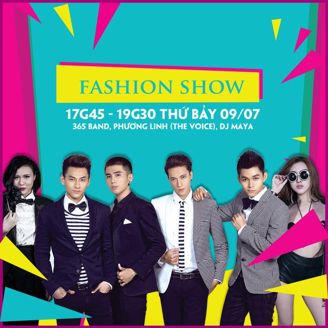 Những khách mời hứa hẹn làm bùng nổ đêm Fashion Show tại AEON MALL Long Biên