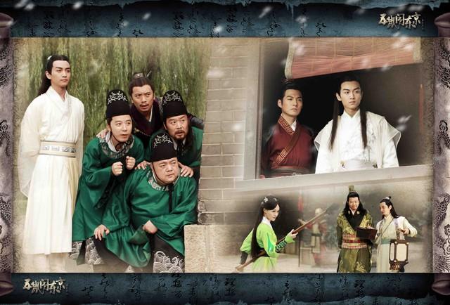 Phim truyện Trung Quốc mới: Ngũ Thử đại náo Đông Kinh - Ảnh 8.