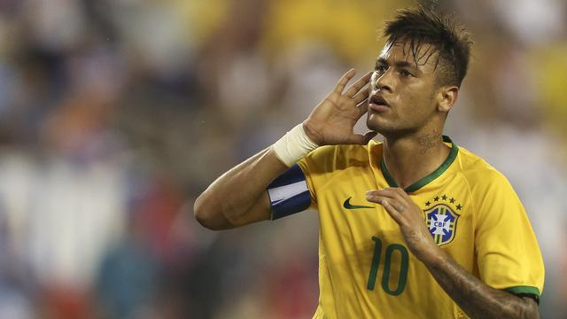 Neymar sẽ thi đấu ở Olympic Rio 2016 thay vì Copa America 2016 (Ảnh: Goal)