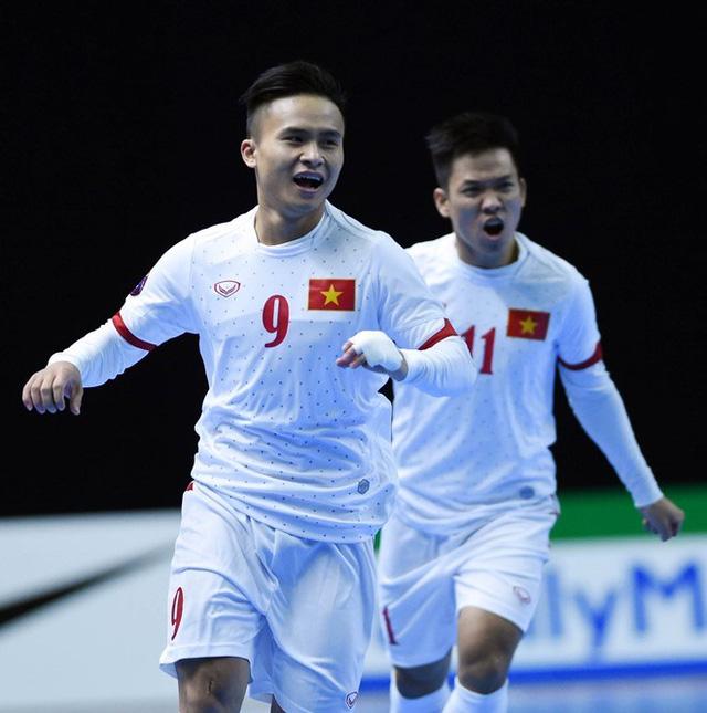 ĐT futsal Việt Nam quyết tâm giành chiến thắng trước Thái Lan