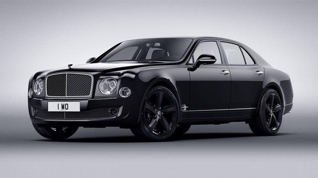 Chiếc xe Bentley Mulsanne Speed Beluga Edition vừa lặng lẽ ra mắt.