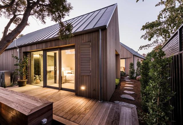 Căn nhà này nằm tại đất nước New Zealand