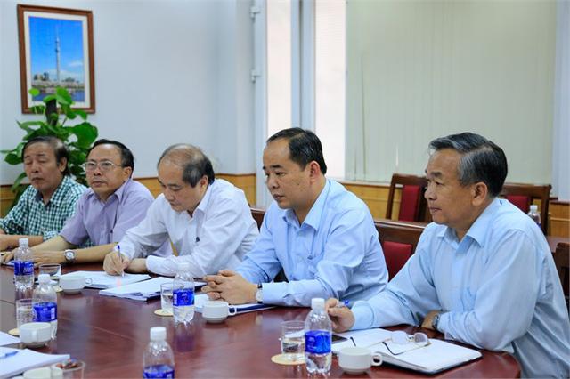 Ban tổ chức ABG5 làm việc với Đài Truyền hình Việt Nam - Ảnh 1.