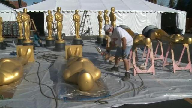 Giải Oscar đang trở thành tâm điểm chú ý trên các diễn đàn mạng