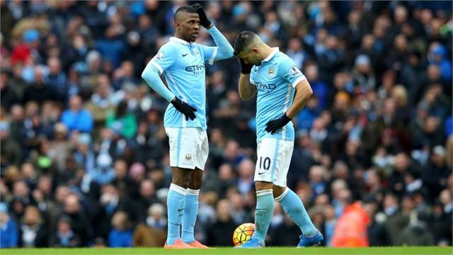 Manchester City đã gần như để tuột chức vô địch Ngoại Hạng Anh năm nay
