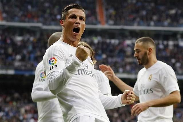 Real Madrid là đội bóng giàu nhất thế giới năm 2015.