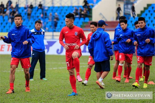 Than Quảng Ninh vừa có chiến thắng ấn tượng 4-0 trước Đồng Tháp ở vòng đấu trước