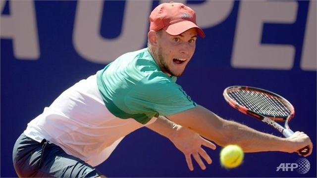 Dominic Thiem đã lọt vào top 20 trên BXH ATP