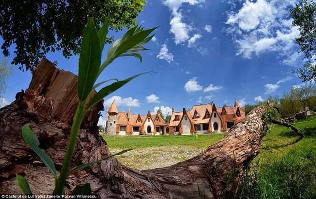 Clay Castle sẽ là một điểm đến vô cùng hấp dẫn đối với du khách.