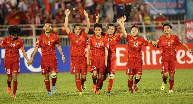 ĐT nữ Việt Nam chuẩn bị tập trung cho vòng loại thứ 3 Olympic 2016 diễn ra vào ngày 29/2 tới